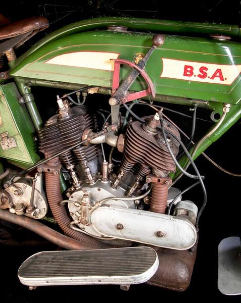 1926 BSA G26 Deluxe