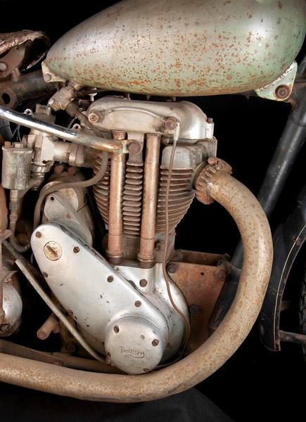 1937 Triumph Tiger T90