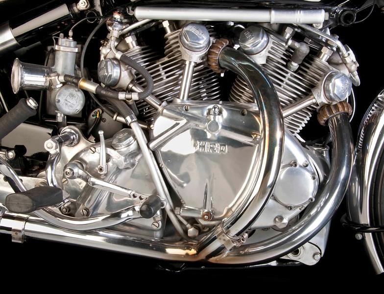 1947 Vincent HRD Rapide