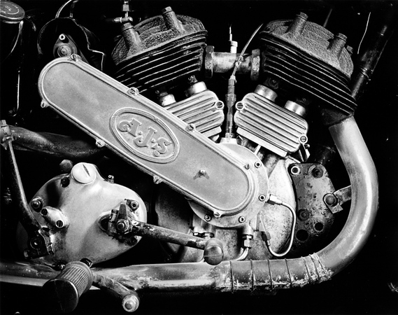 1939 AJS 2A