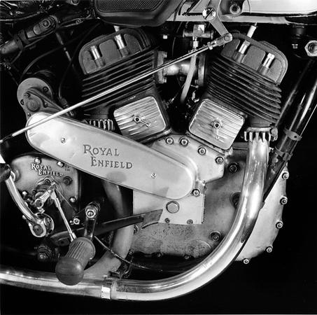 1937 Royal Enfield KX