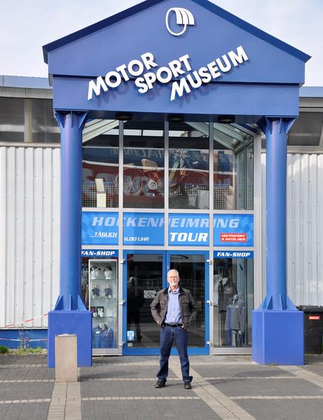 Motorsport Museum Entrance