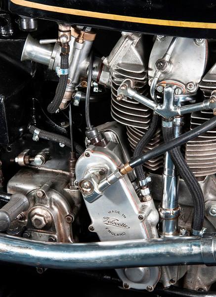 1939 Velocette KTT Mark 8