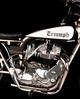 1965 Triumph 650 Trackmaster