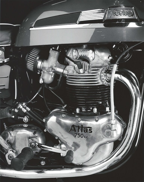 1966 Norton Atlas 750
