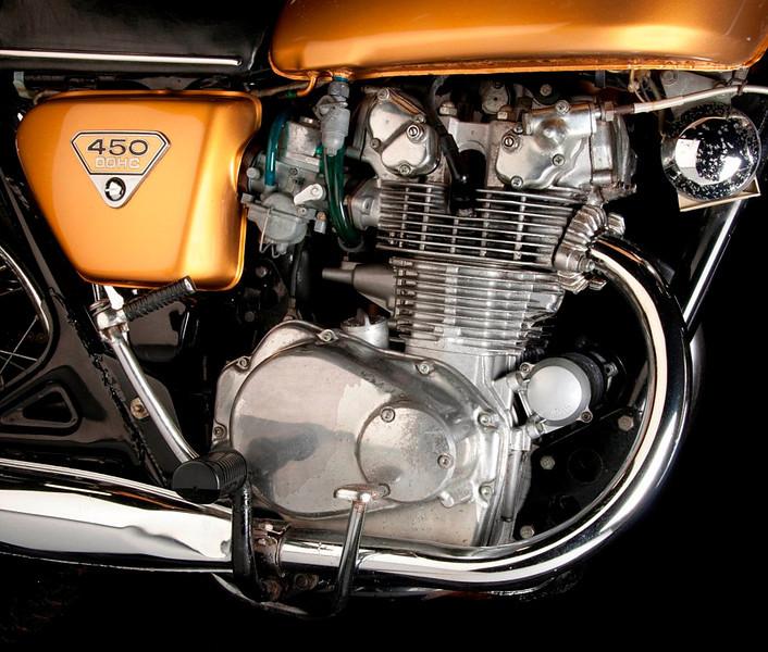 1969 Honda CB450/K2