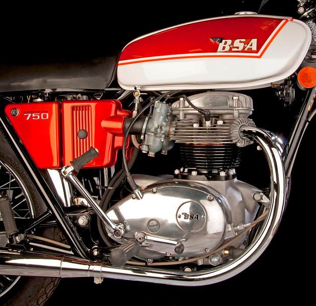 1971 BSA A70 750 Lightning