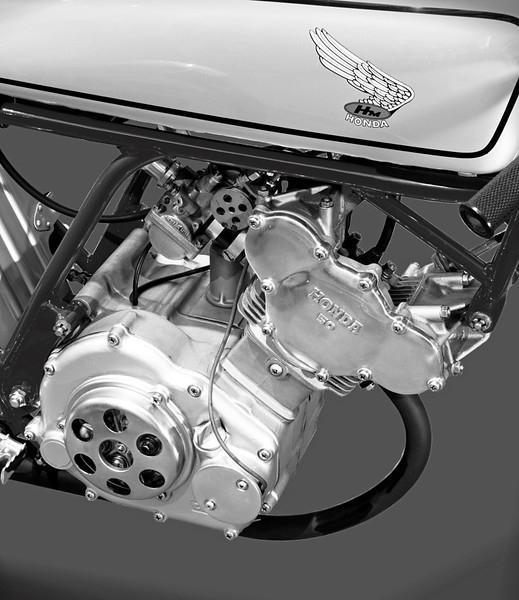1962 Honda CR100 Cub 50cc