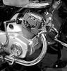 1957 Honda C70 247cc