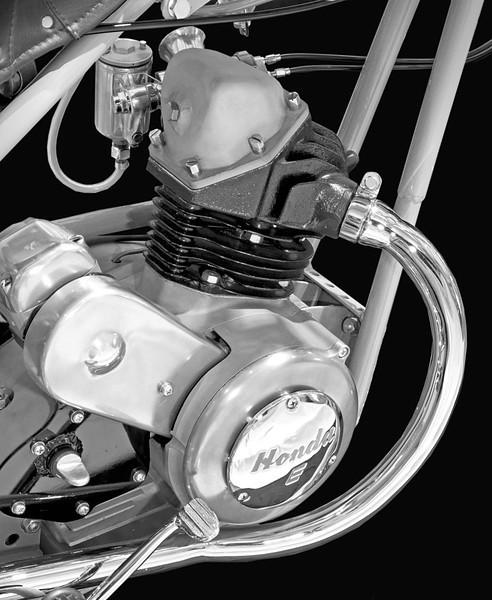 1954 Honda R125