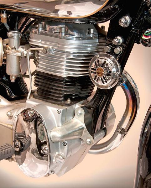 1955 Honda OHC 246 cc