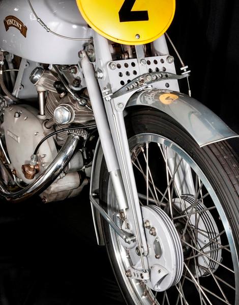 1950 Grey Flash 500