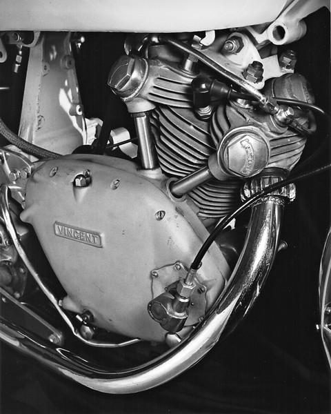 1950 Grey Flash 500cc