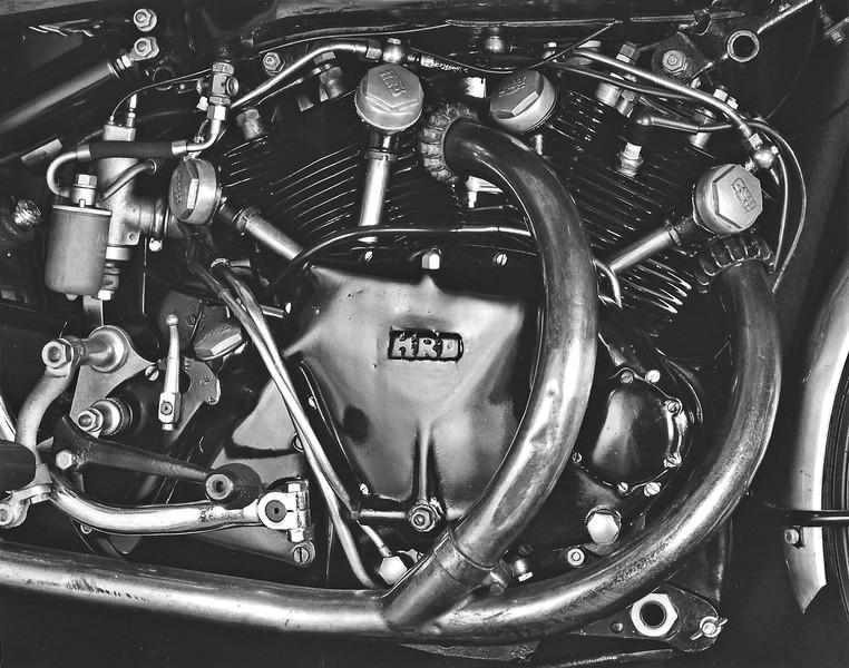 1949 Black Shadow