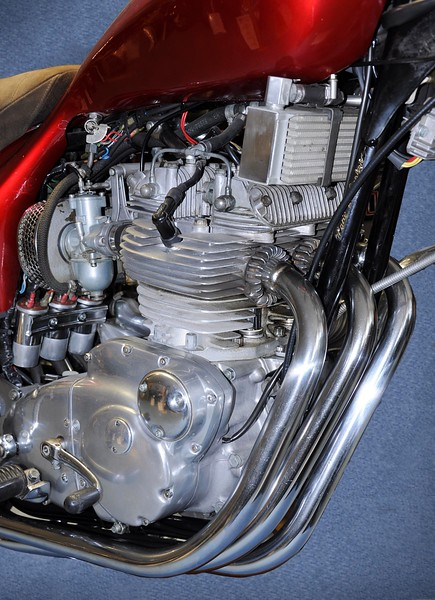 1973 Triumph X75