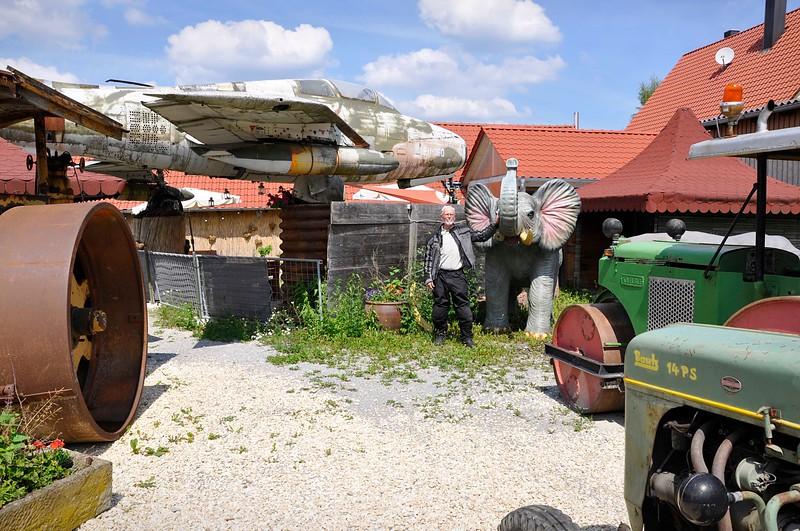 Bauern und Technik Museum