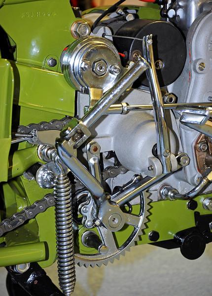 1950 Moto Guzzi
