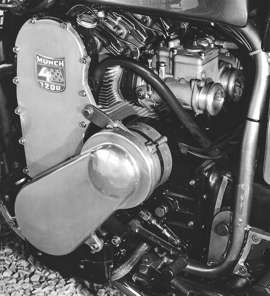 1970 Münch 1200 TTS