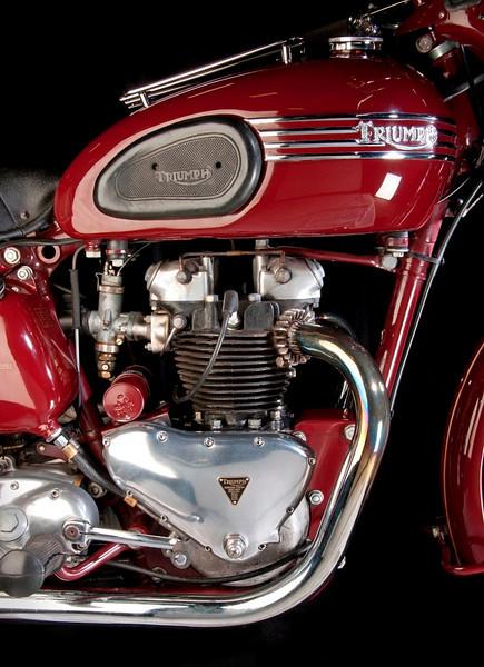 1953 Triumph Speed Twin