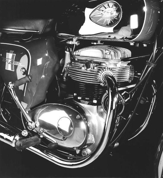 1966 BSA A50