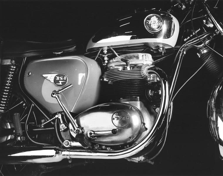 1964 BSA 650
