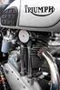 1939 Triumph T80 350cc.