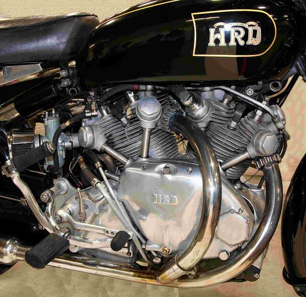 """1948 HRD Vincent """"B"""" Rapide"""