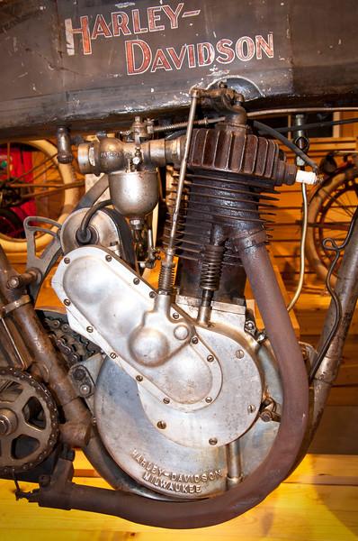 1913 Harley-Davidson Model 9B