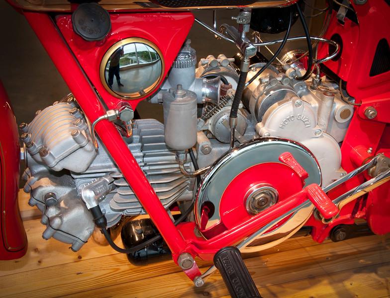 1949 Moto Guzzi Airone Turismo