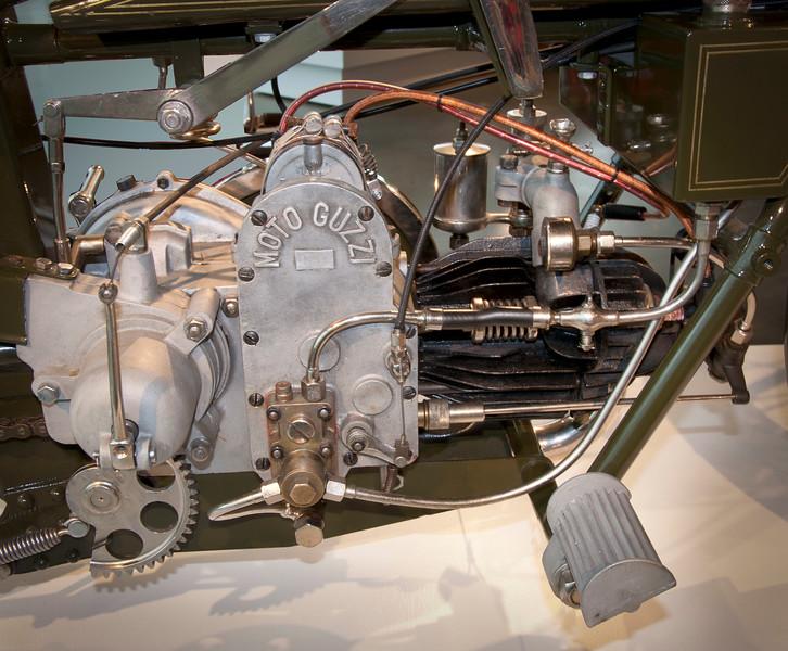 1924 Moto Guzzi Normale
