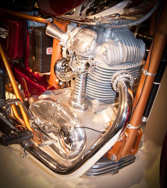 1952 Ducati 250
