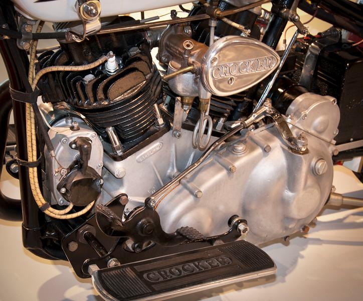 1938 Crocker V-Twin
