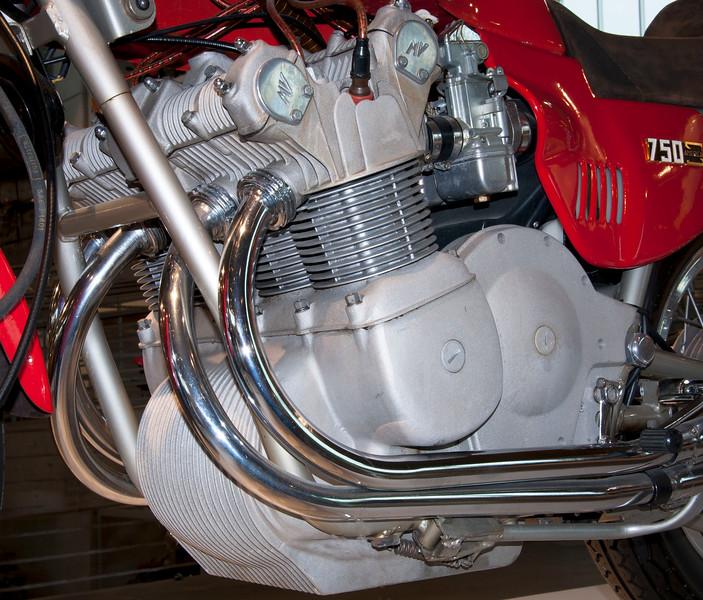 1977 MV Agusta America