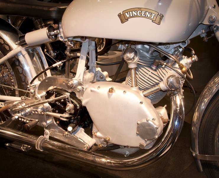 1950 Vincent Grey Flash