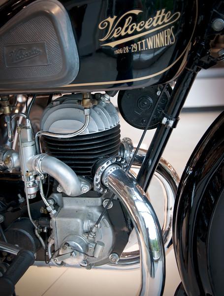 1936 Velocette GTP