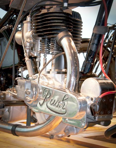 1920's Rush
