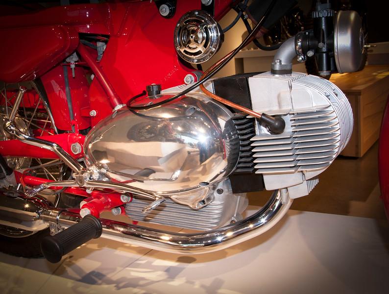 1957 Motobi Catria Lusso