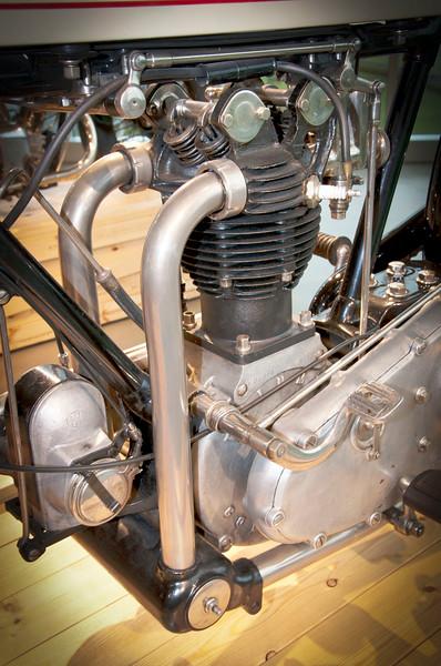 1922 Triumph Recardo