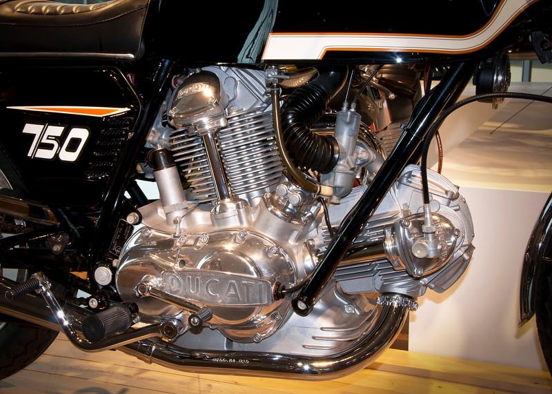 1972 Ducati 750