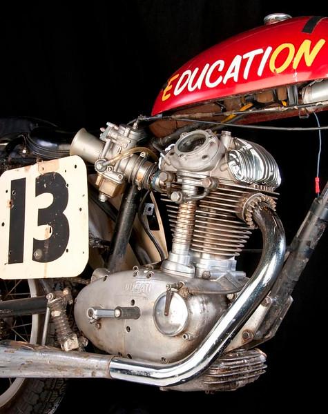 1965 Ducati 350 cc