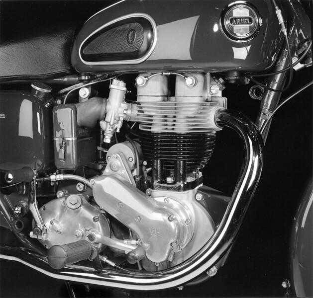 1957 Ariel VH