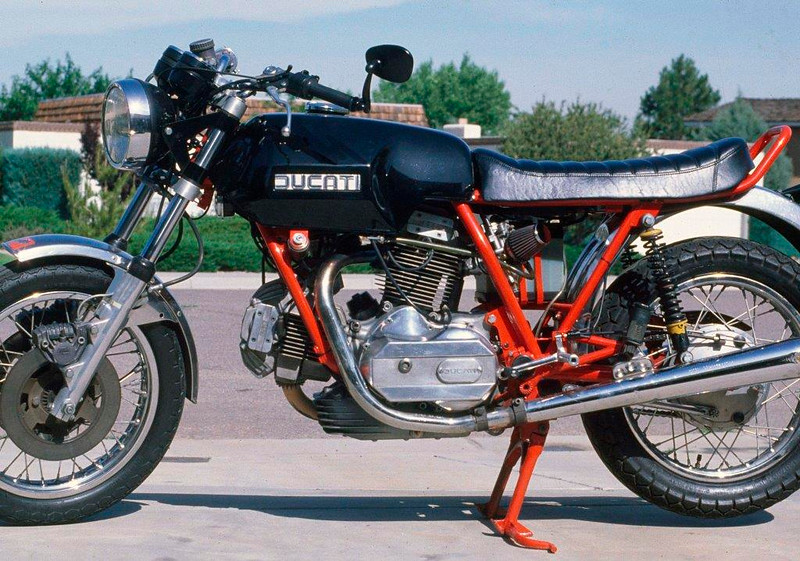 1977 Ducati 864 GTS