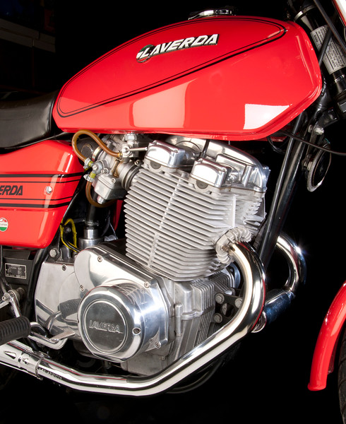 1978 Laverda 500