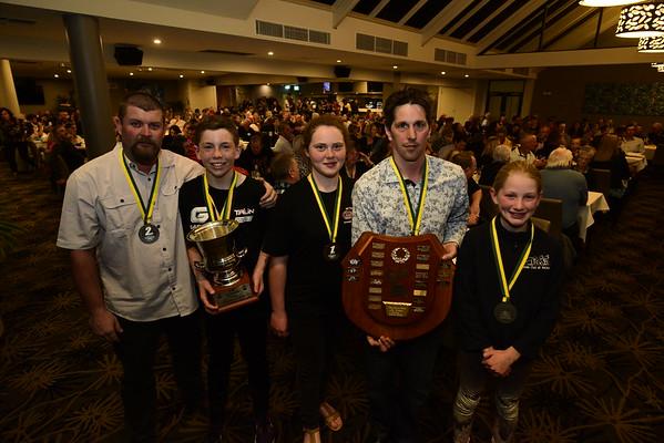 Trials week awards 2017