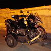 Towing a Suzuki DL1000 & BMW R1200gs