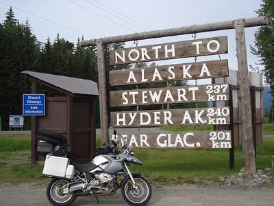 2011 Alaska Dalton and Canada Dempster adventure