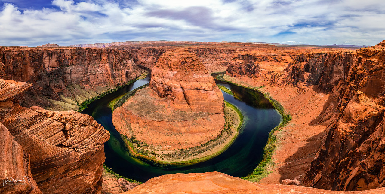 Horseshoe Bend in the Colorado River