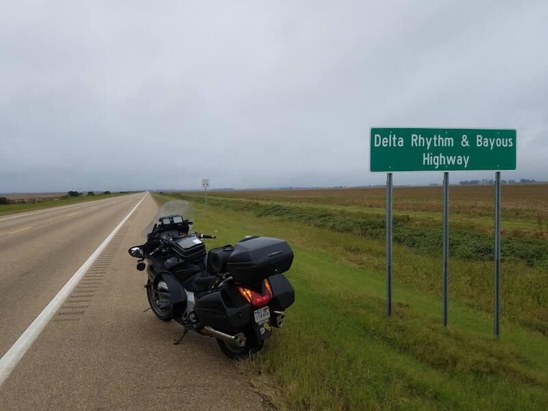 48 States Day 6: Plains to Delta