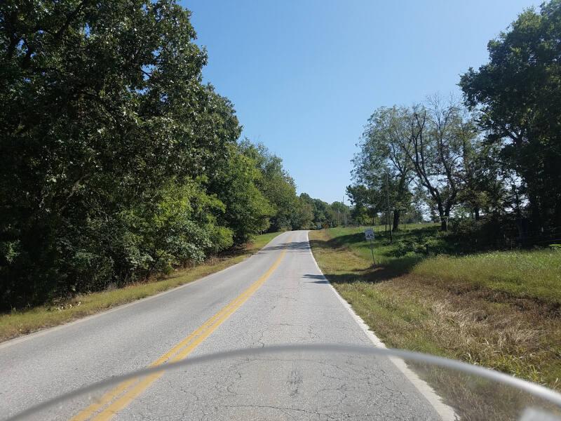 OK back roads