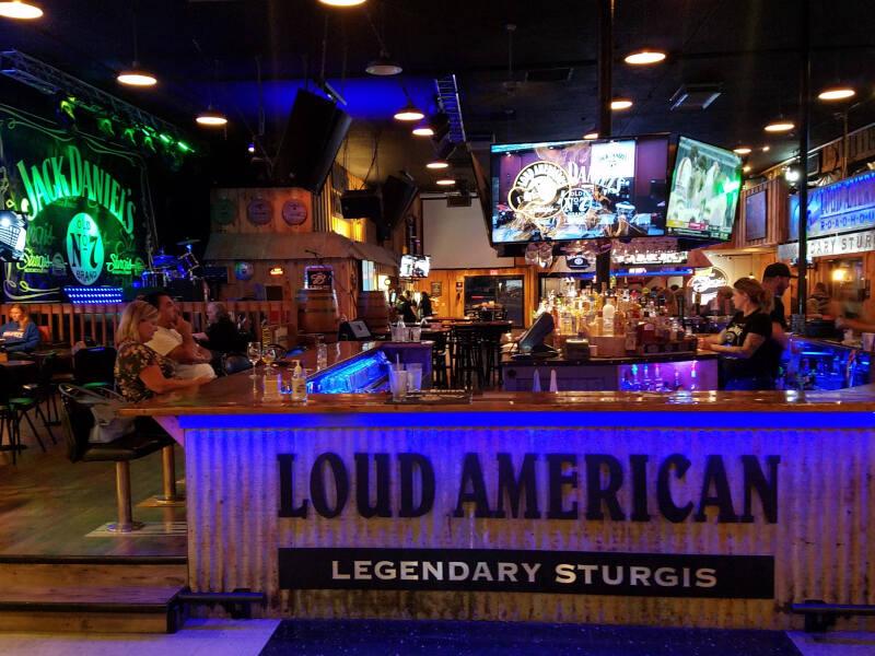 Loud American bar